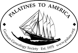 Palatines to America German Genealogy Society