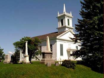 Snells Bush Church  --- formally  called St Paul's Dutch Reformed church or ( Manheim Reformed church)